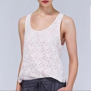 Talula Betty lace tank top